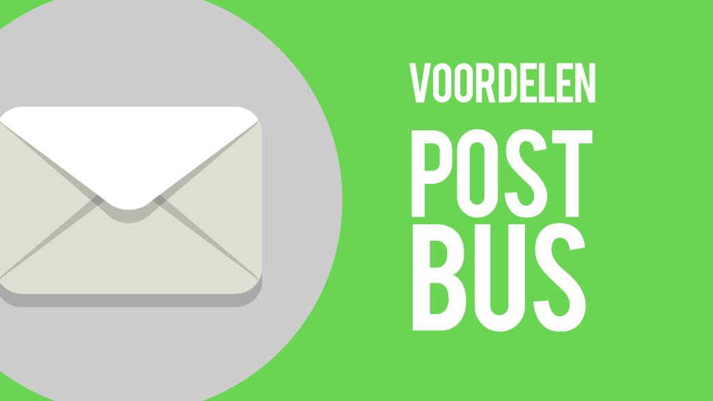 Voordelen huren postbus on Zwolle