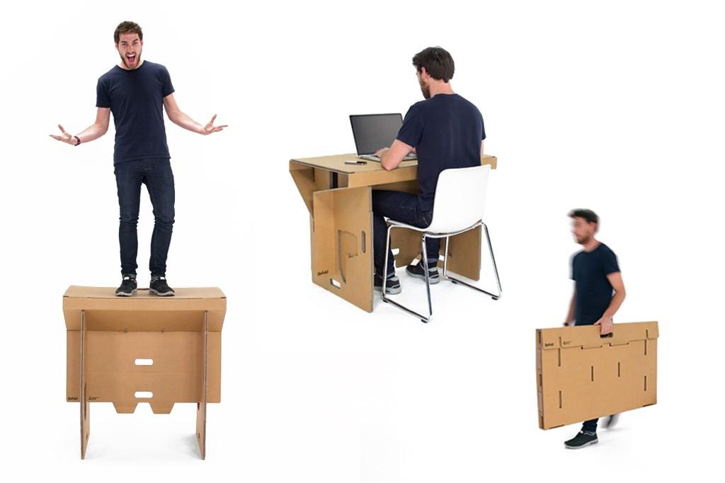 Bed Van Karton : Diy karton bed frame wikisailor