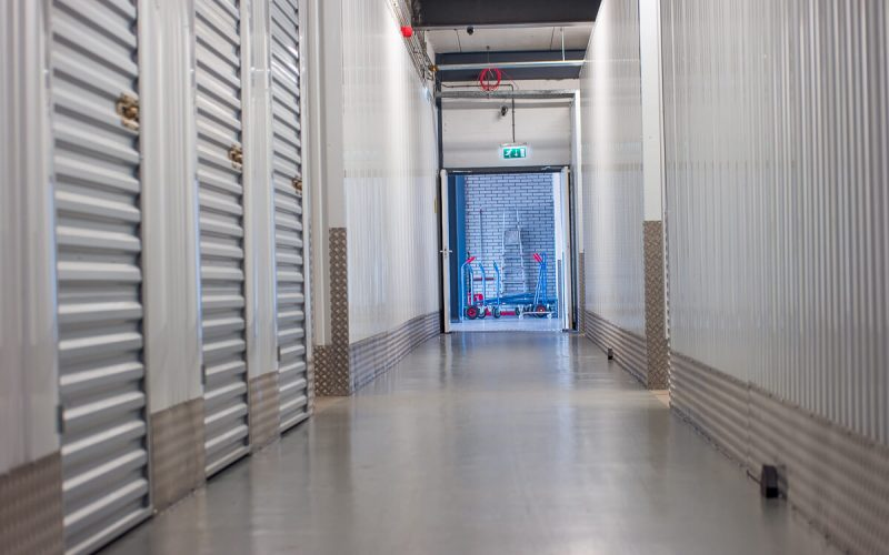 Opslagboxen 1 - Opslagruimte huren in Zwolle